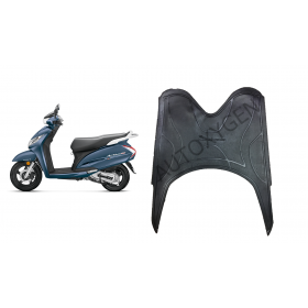 Honda Activa 125 Scooter Foot Mat Black Floor Mat