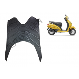 Honda Activa Scooter Foot Mat Black Floor Mat