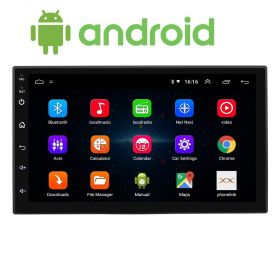 Universal Android 7.0 inch Touch Screen Double Din