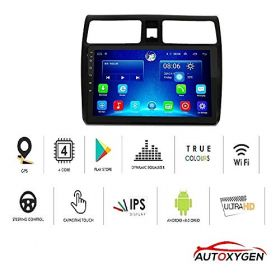 Maruti Suzuki Swift Dzire (2008 to 2011) Android System 10 Inch MP4 Music Player HD 1080P Touch screen