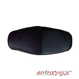 TVS Ntorq 125 Bike Scooter Black Seat Cover