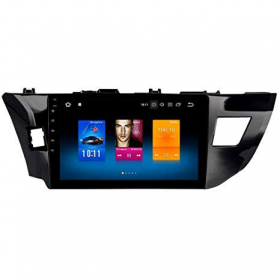 Toyota Corolla Altis Android System 9.5 Inch MP4 Music Player HD 1080P Touch screen