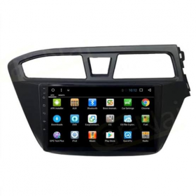 Hyundai I20 Elite (2014 Onwards) Android System 9.5 Inch MP4 Music Player HD 1080P Touch screen