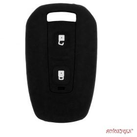 Tata Manza/Vista/Indigo Silicone Remote Key Cover 2 button (Set Of 2 pcs.)