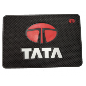 TATA Car Non-Slip Mat Mobile Phone Anti-Slip Pad (20x13 CM)