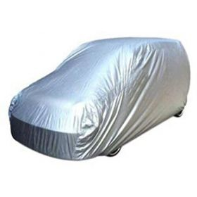 Honda Amaze 2018 Onwards Car Silver Dust Proof Water Resistant Body Cover