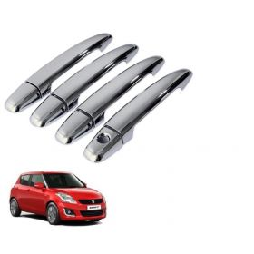 Maruti Suzuki Swift Car Chrome Plated Door Handle Cover