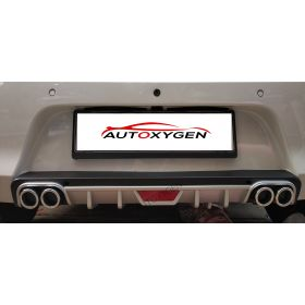Maruti Suzuki Swift 2018 Onwards Car Rear Diffuser