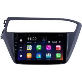 Hyundai i20 Elite 2017 Onwards Android System 9.5 Inch MP4 Music Player HD 1080P Touch screen