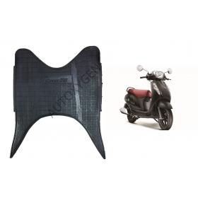 Suzuki Access 125 Scooter Foot Mat Black Floor Mat
