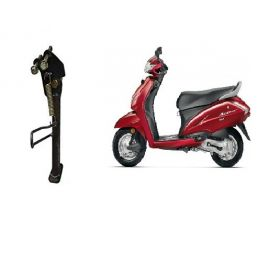 Autoxygen Scooter Side Stand for Honda Activa/Activa 3G/Activa 4G