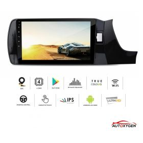 Honda Amaze 2018 Onwards Android System 9 Inch MP4 Music Player HD 1080P Touch screen