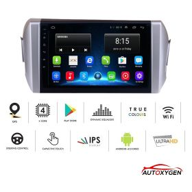Toyota Innova Crysta Android System 9 Inch MP4 Music Player HD 1080P Touch screen