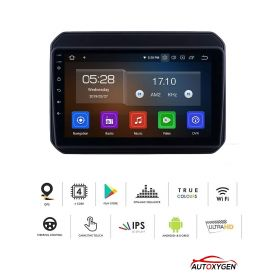 Maruti Suzuki Ignis Android System 9 Inch MP4 Music Player HD 1080P Touch screen
