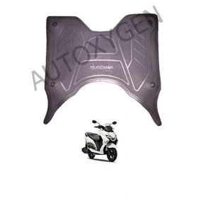 Suzuki Burgman Scooter Foot Mat Black Floor Mat