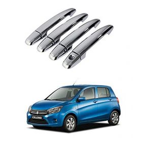 Maruti Suzuki Celerio Car Chrome Plated Door Handle Cover