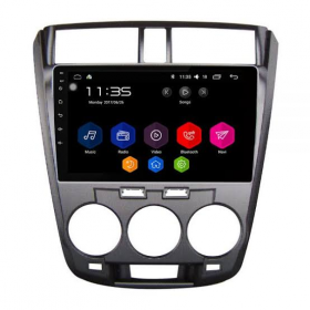 Hyundai Honda City (2008 to 2013) Android System 9.5 Inch MP4 Music Player HD 1080P Touch screen