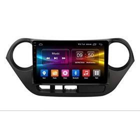 Hyundai Grand I10 Android System 9.5 Inch MP4 Music Player HD 1080P Touch screen