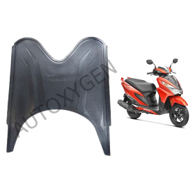 Honda Grazia Scooter Foot Mat Black Floor Mat
