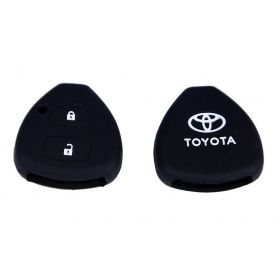 Toyota Innova/Fortuner Silicone Remote Key Cover 2 Button (Set Of 2 pcs.)