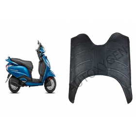 Hero Maestro Scooter Foot Mat Black Floor Mat
