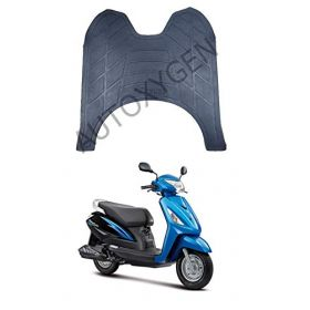 Suzuki Swish 125 Scooter Foot Mat Black Floor Mat