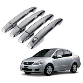 Maruti Suzuki SX4 Car Chrome Plated Door Handle Cover