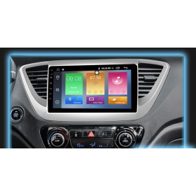 Hyundai Verna (2017 Onwards) Android System 9.5 Inch MP4 Music Player HD 1080P Touch screen
