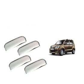 Maruti Suzuki WagonR Car Chrome Plated Door Handle Cover